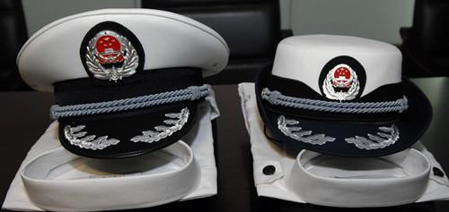 渔政制服帽
